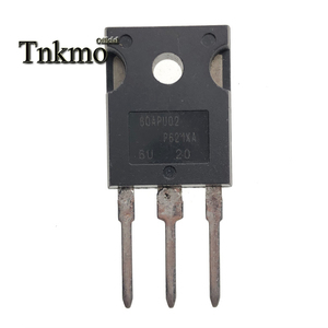 Image 3 - 10PCS  60APU02PBF TO 247 60APU02 60CPU02 TO247 60A 200V Fast Recovery Diode free delivery