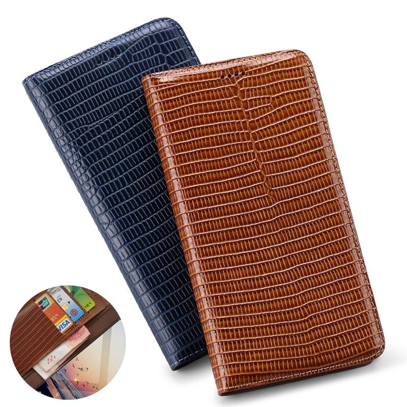Genuine Leather Wallet Holster Case Card Holder For Nokia 6.7/Nokia 6.3 Cases For Nokia 5.4/Nokia 3.4/Nokia 2.4/Nokia 1.4 Case