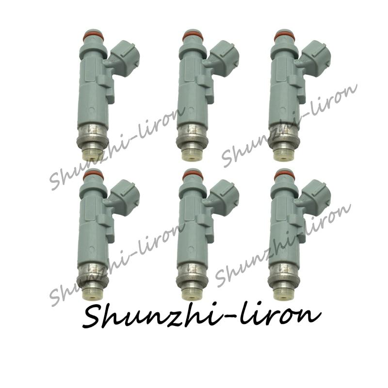 Fuel Injector 23250-46020 For Toyota Supra JZA70 Mark2 JZX81//90 Soarer 1JZGTE