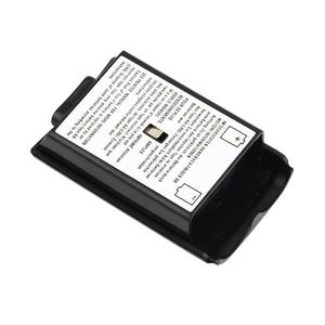 Image 3 - 100 pcs Black & White Optional Plastic Battery Pack Battery Cover Case Replacement for Xbox 360 Repair Parts