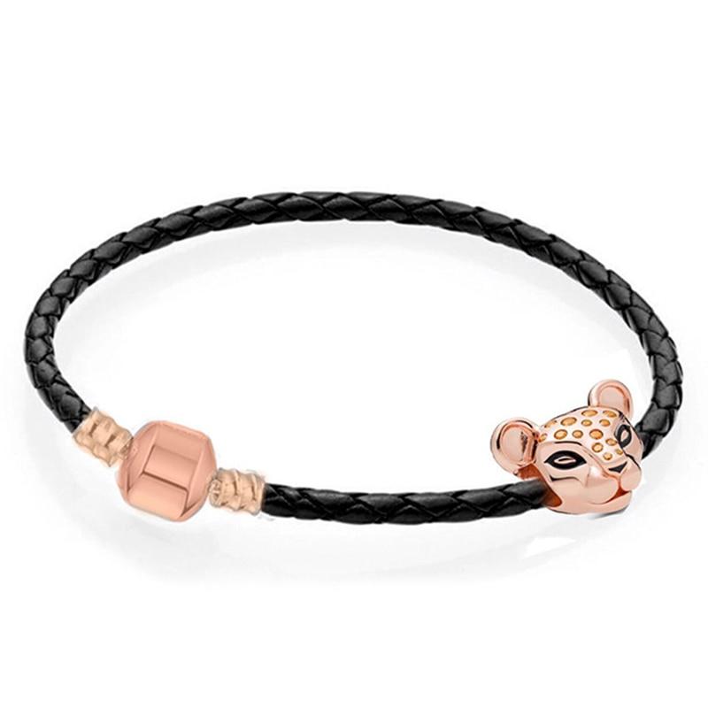 BRACE CODE Silver Plated 925 Snake Bone Chain Charm Bracelet Simple Temperament Bracelet Fit Men and Women Fine Bracelets Gift 5