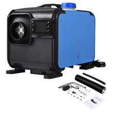 Car Diesel Heater Compact Automatic Fuel Air Heater All In One 8KW LCD Switch Monitor Remote Control Warmer Boats Trucks 2020 Ne
