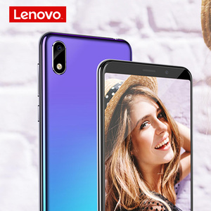 Image 4 - Lenovo Smartphone A5S 5.45 Inch MTK6761 Quad Core Mobile Phone 2GB 16GB Android 9.0 Face Unlock 4G Phone 3000mAh