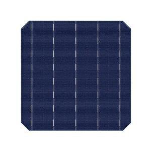 40 pces mono células solares altamente eficiência 21.6% um grau de qualidade superior diy 12 v 18 v 200 w painel solar carregador solar