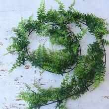 Креативные персидские травы из ротанга, искусственные папоротники, растения в пасторальном стиле, домашний праздничный декор, вечерние украшения