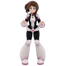 16cm japanese anime Boku no Hero Academia OCHACO URARAKA PVC Action Figure Toys anime OCHACO URARAKA dolls figure model toy gift