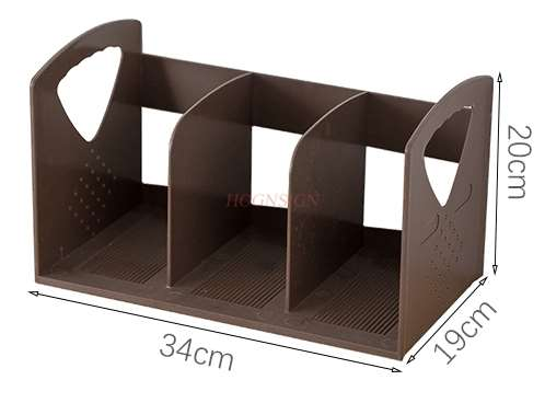 Book stand bookcase simple bookend book leaning on the shelf table student bezel bracket file desktop storage ideas
