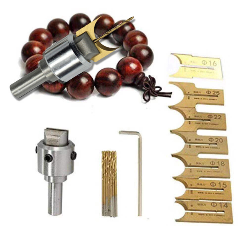 Wooden Bead Drill Bit