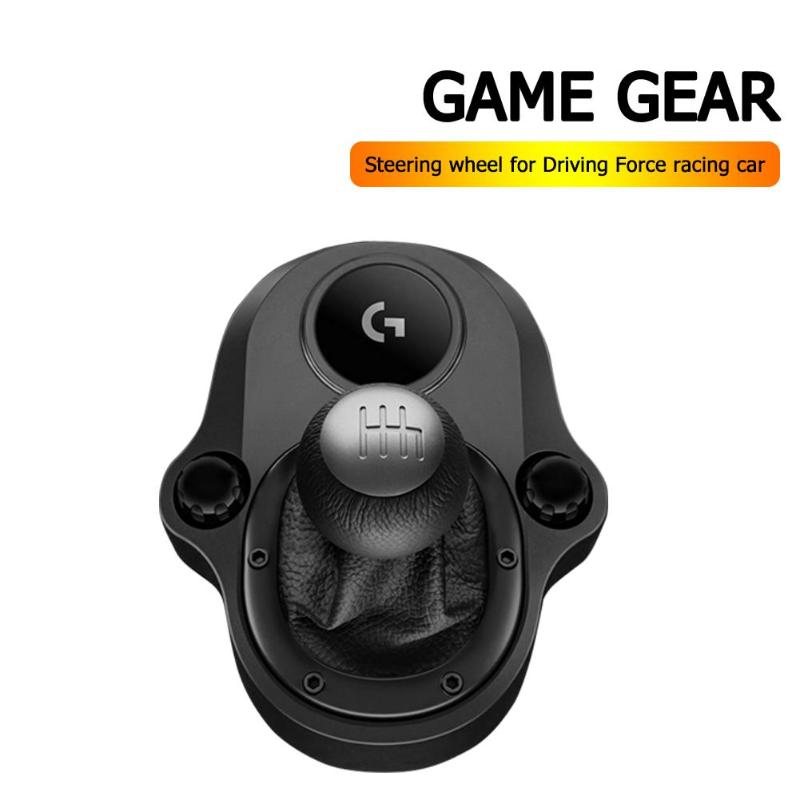 <font><b>Logitech</b></font> 6 Speed Gaming Driving Force Shifter for <font><b>G29</b></font> G920 Racing Wheels for Ps4 Xbox One Windoes8.1/8/7 image