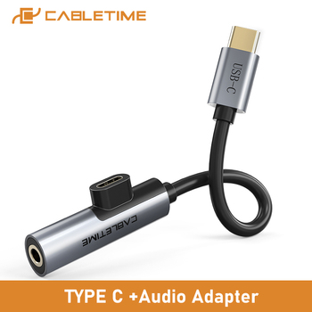 osevporf type c to 3 5mm headphone jack 3 5 aux usb c cable for huawei p30 p20 pro xiaomi mi 9 8 oneplus 7 audio usb c adapter CABLETIME Type C to AUX 3.5mm Cable Adapter USB C to Jack 3.5 Earphone Converter For Huawei P20 Pro Xiaomi Mi 6 8 9 se Note C018