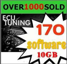 170 ecu tuning mole-wares + 10gb ecu dumps (após extrato) grande promoção