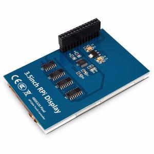 """Bildschirm Für Raspberry Pi 3,5 """"Touch Screen LCD Display Monitor mit Transparent Schutz Fall Für Raspberry Pi 3 2 modell B"""