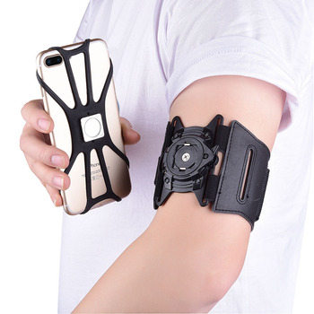 Universal Magnetic Arm Band Sport Running Case Phone Holder for IPhone 11 Pro Max 6 7 8 PLUS Samsung S7 S8 S9 for Xiaomi Armband