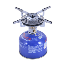 Cooking Stove Furnace Gas-Burners Picnic Mini Camping-Gas Portable Ultra-Light 3500W