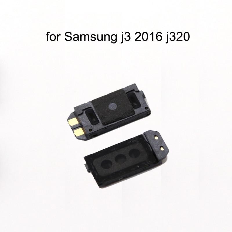 For Samsung Galaxy J3 2016 J320 J320F J320H J320FN Original Phone Top Earpiece Ear Speaker Sound Receiver Flex Cable
