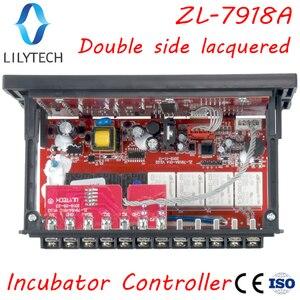 Image 5 - Xm 18, ZL 7918A, ביצת חממת בקר, משולב אוטומטי טמפרטורת בקרת לחות, 100 240Vac,CE,ISO, lilytech, xm 18