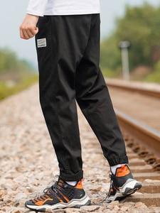Image 4 - بايونير كامب الرجال السراويل البضائع التكتيكية حزام غير رسمي مستقيم العسكرية Sweatpants الكاكي الذكور بنطلون AXX903526T