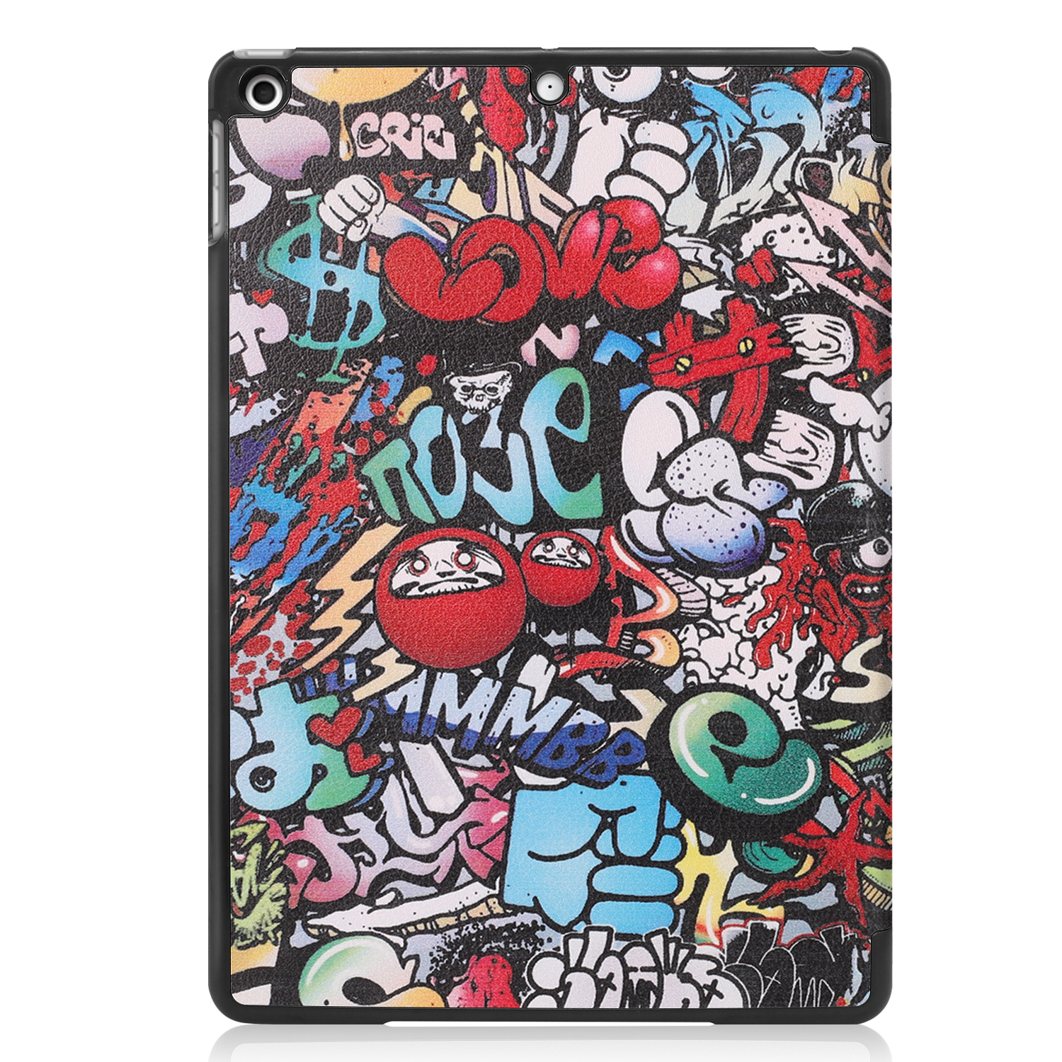Smart-Cover Case iPad/8th/Cas Magnetic Sleep 8-8th-Generation for A2428/a2429 Apple iPad