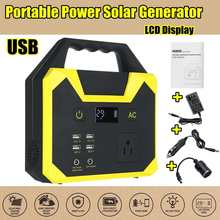 Utdoor 150W Rumah Tangga Kecil Peralatan Darurat Penyimpanan Energi Power Supply Generator Power Station Car Jump Pemula 12V 2000A(China)