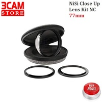 NiSi Close Up Lens Kit NC 67mm 72mm 77mm Adapters MC Close up Filter Lens NiSi Close Up Lens PRO II version