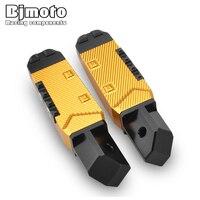 Motorcycle CNC Passenger Footrest Foot Peg Rear Pedals For Honda CBR600 F4/F4I CBR10000RR CBR 10000 RR CBR600RR CBR 600 RR F5