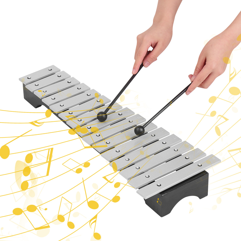 Musical Instrument Toy Wooden Frame Style Xylophone Kids Musical Funny Toys Baby Educational Toys Children Gifts