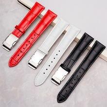 14 мм 15 16 18 кожаный ремешок для часов женские часы браслет