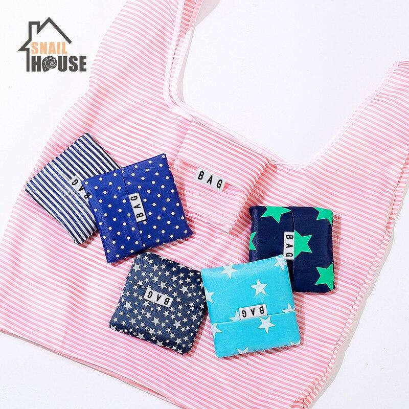 Snaihouse, новинка, Модная складная детская корзина для всякой всячины, сумка для хранения, вместительная Удобная Организация сумок