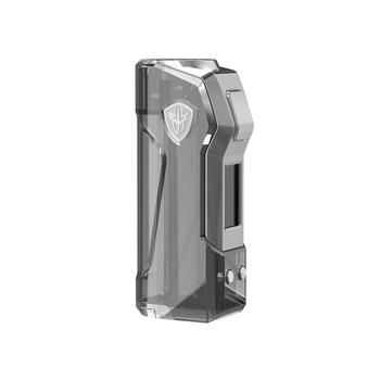 Rincoe – JellyBox Mini MOD 80W TC VW BOX, vapoteur de cigarettes électroniques avec 6 lumières, alimenté par batterie 18650, Original