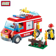 Blocks Large Fire Rescue Legoingly Building Blocks Fire Station Helicopter Truck Block Toys For Children Gifts banbao 7110 fire station firefighters truck helicopter educational building blocks model toy bricks for children kids friends