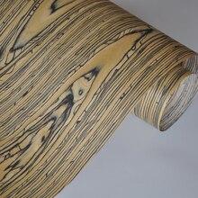 Smoked OAK Ice Crack  Wood Veneers size 250x58 cm table Veneer Flooring DIY Home Decoration Interior Design Living Room