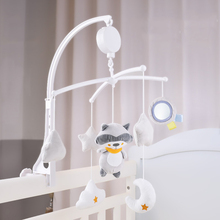 Crib Rattles Baby Toys 0-12 Months Mobile For Holder Kids Music Box Bed Toy Carousel Toddler Rattle
