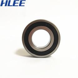 2 rolamentos de esferas profundos do sulco do selo de borracha dos pces para a porta 6013 2rs 6013 rz 65*100*18mm do rolo
