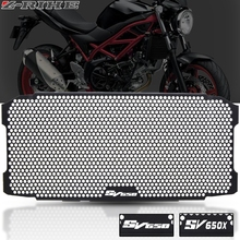 Motorcycle SV650 Radiator Guard Grill Cover Water Tank Cooler Bezel Protector Grille for Suzuki SV 650 SV650 SV650X 2018 2019