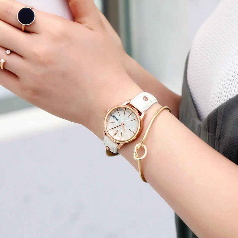 Di lusso Delle Donne Watchessteel fascia studente Femminile Orologio Al Quarzo Orologio Da Polso Delle Signore di Modo Orologio Da Polso reloj mujer relogio feminino