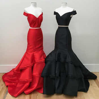 Fashion Prom Skirt Women Evening Gown Custom Made Faldas 2019 jupe femme Long Skirts Ribbon Closure - DISCOUNT ITEM  11% OFF All Category