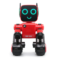Coin-Bank Robots Assistant with Remote-Control Voice-Recoding Gifts Touch-Control-Interactive