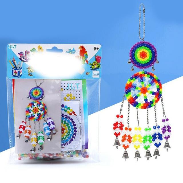 5mm beads 24/48/36box packing Hama beads Education Toys Iron beads handmaking perler Fuse beads diy toy Free shipping 1