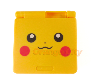 Image 5 - 1Set Cartoon Limited Edition Full Housing Shell for Nintendo Gameboy Advance SP for GBA SP Game Console Cover Case
