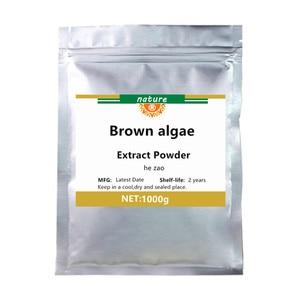 100% natural Organic brown algae extract powder,Fucoidan,brown seaweed,Fucoxanthin,Enhance immune system function,antitumor