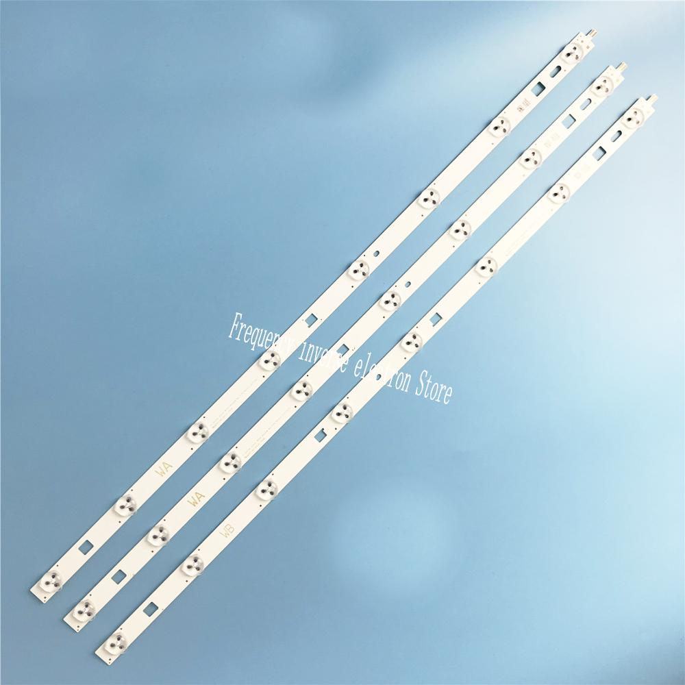 LED Backlight Strip 8 Lamp For Sony 32