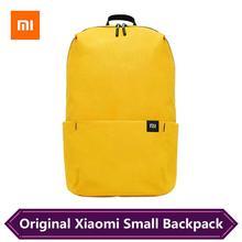 2020 Original Xiaomi Small Backpack 10L Waterproof Colorful Urban Daily Leisure Men Women Sports Bag Schoolbag 8 Colors