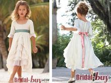 Платья для первого причастия девочек 2015 платья с коротким
