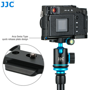 Image 4 - JJC מצלמה מתכת יד גריפ L סוגר מחזיק עבור Fujifilm X Pro3 X Pro2 X Pro1 מחליף Fujifilm MHG XPRO3 MHG XPRO2 MHG XPRO1