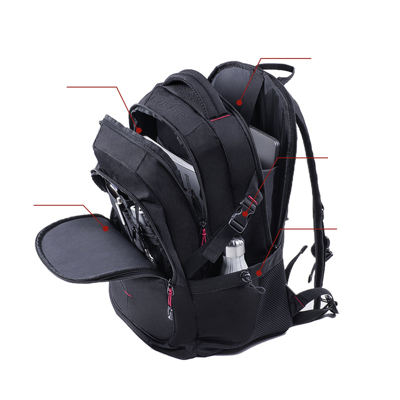 Xiaomi UREVO 25L Multi function Backpack 4 Levels Waterproof Multiple Compartment Storage Backpack for Travel Work in Smart Remote Control from Consumer Electronics