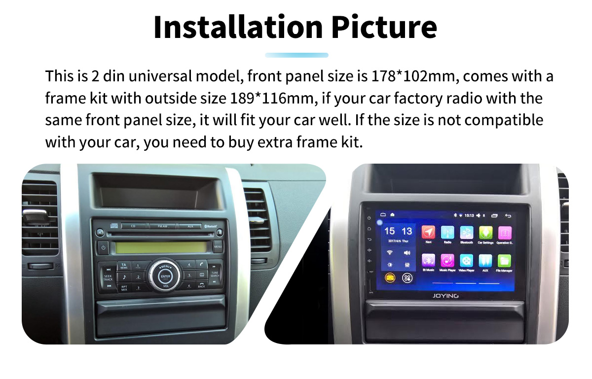 7Double 2 Din Head Unit GPS Navigation Octa Core Android 8 1 Universal Car  Radio Cassette Stereo No DVD Player Built In DSP Car Dvd Simple Dvd Player