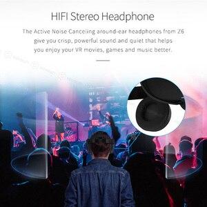 Image 2 - BOBO نظارات الواقع الافتراضي VR Z6 المزودة بتقنية البلوتوث ، وسماعة رأس استريو لاسلكية ثلاثية الأبعاد لهواتف iPhone و Android