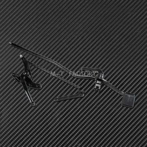 Image 2 - مجموعة وصلات ذراع التحكم الأمامية للدراجات النارية ، لـ Harley Dyna 2006 2017 Low Rider Fat Bob Street Bob Wide Glide FXDF