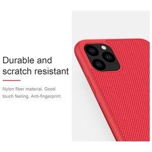Image 2 - Apple iPhone 11 Pro Max durumda NILLKIN dokulu naylon fiber kılıf kaymaz ve ışığı arka kapağı iPhone 11 iPhone 11 Pro