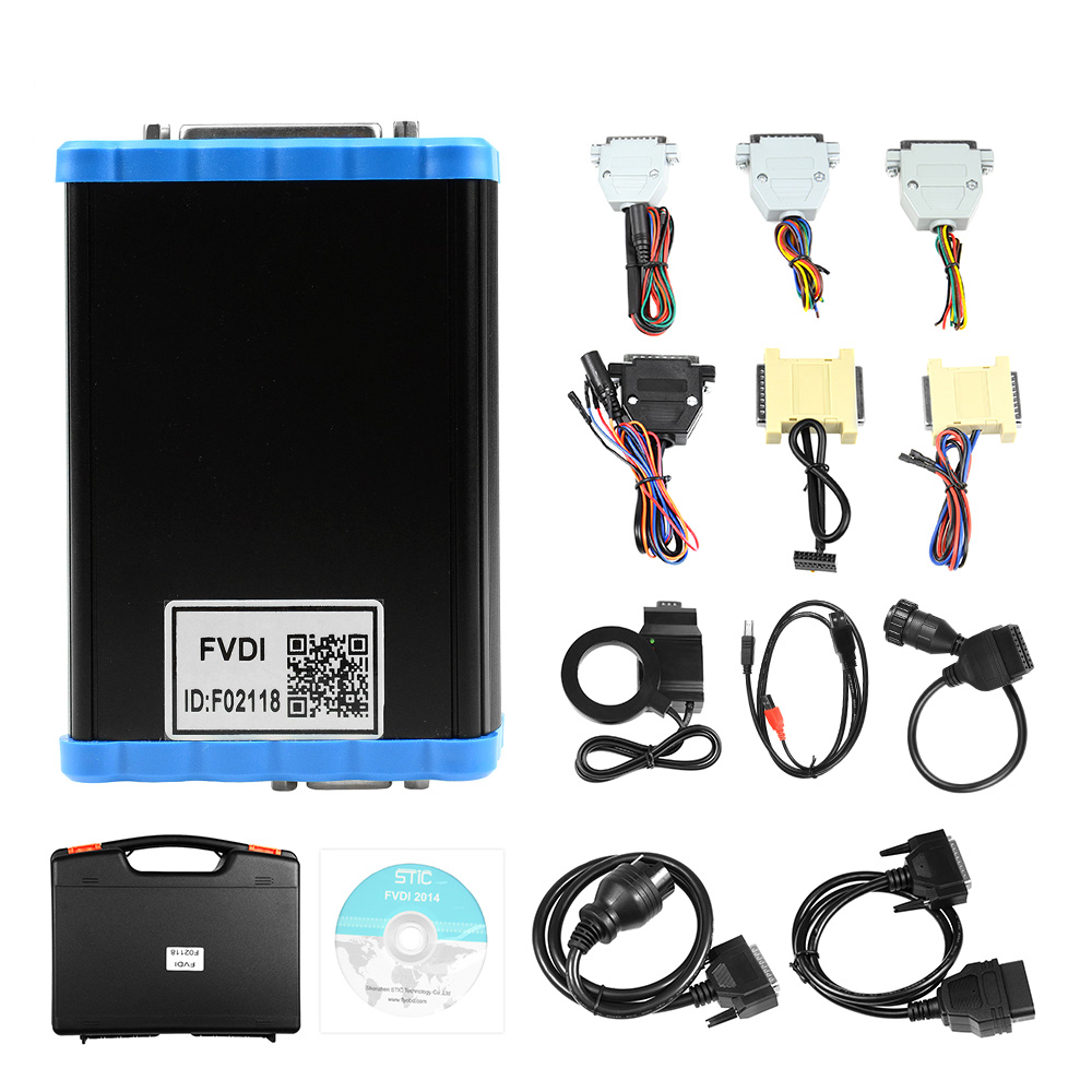 Image 5 - SVCI 2018  FVDI 2018 with all function for  VVDI2 V2016 V2015 V2014 FVDI J2534 unLimited Fvdi abrites free update online-in Auto Key Programmers from Automobiles & Motorcycles on